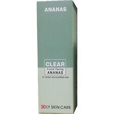 Anna Lotan Clear Ananas Crystal Peeling for Oily skin 60 ml+samples