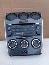 Mazda 6 Radio Stereo CD Player GR4B66DSX Genuine