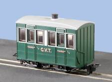 More details for glyn valley tramway 4 wheel oo-9 coach with enclosed sides peco gr-500