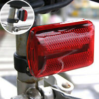 Universal Waterproof Bicycle 5LED Bicycle Safety Taillights Warning Light Lights