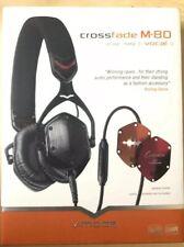 V-Moda M-80 Headphones - Black