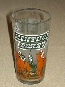 1980 KENTUCKY DERBY MINT JULEP GLASS ~ OFFICIAL CHURCHILL DOWNS Stevens, Inc VGC