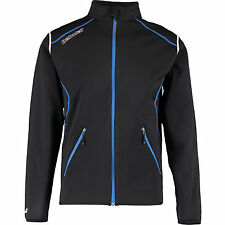 Nouvelle BABOLAT homme Medium Softshell sport tennis formation Full Zip Jacket