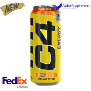 Cellucor C4 Energy Pump Energy Drink Pre Workout RTD 12 x 500ml   NEW  NEXT DAY