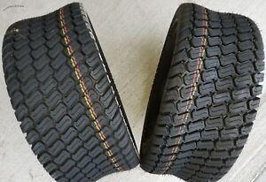 2 - 20x8.00-10 4P OTR GrassMaster Tires Turf Master FREE SHIP 20x8-10 20x8.0-10