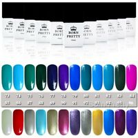 10ml UV Gel BORN PRETTY Nail Art Soak Off Gel Builder Polish DIY Design #73-#96