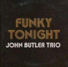 Butler, John Trio : Funky Tonight CD