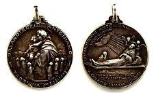 Medaglia Religiosa Orfanotrofio Antoniano Taormina (Messina) - Orfanotrophi Anto