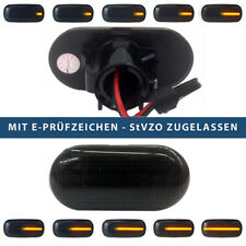 2x Dynamische 14 LED Seitenblinker  Smart 453 Renault Clio Twingo Laufblinker