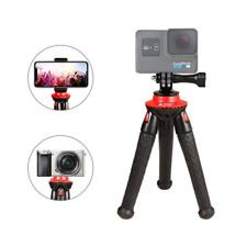 Phone tripod Fotopro Portable and Flexible Mini with Bluetooth Remote Control
