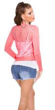 Damen-Pullover & -Strickware mit V-Ausschnitt ohne Verschluss in Größe 38