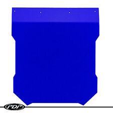 Polaris PRO RMK / Assault 2011+ Snow Flap, 800 SNOWMOBILE SNOWFLAP Plain BLUE