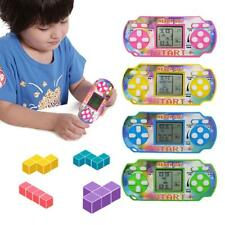 Portable Tetris Game Console LCD Handheld Game Player Children Educational Toy