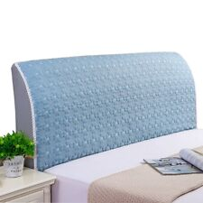Headboard Slipcover Elastic Bedside Cover Comfort Bed Head Protector Breathable