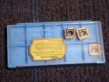 3 Pack Seco Carbide Insert APFM1604PDTR-89,P25C T25M 74016471-001 643
