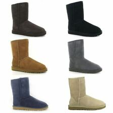 UGG Australia Fur Ankle Boots for Women