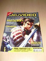 LOADING Le mensuel Du Jeu Video N°10 mai 2003 Soulcalibur II Final Fantasy X-2