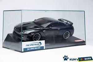 Kyosho MINI-Z Body NISSAN GT-R R35 SpecV Black MZP417UB