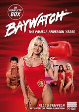 Baywatch - The Pamela Anderson Years - Komplettbox - Fernsehjuwelen [30 DVDs]