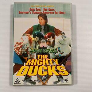 D2 - The Mighty Ducks (DVD 2003) 1994 movie Emilio Estevez Region 4