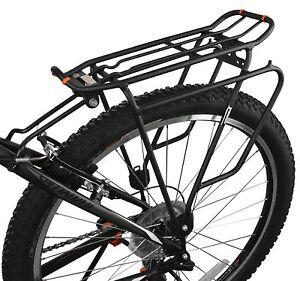 Ibera Bike Rear Rack Touring Carrier Non-Disc Brake Mount MTB Luggage Rack 26-29