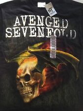 Avenged Sevenfold - T Shirt Youth Large (Official Tour Merch)