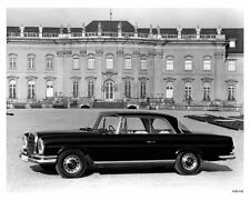 1961 Mercedes Benz 220SE Coupe Automobile Photo Poster zca0371