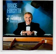 (EF471) Bruce Forsyth, These Are My Favourites sampler - 2011 DJ CD