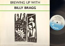 Brewing Up with BILLY BRAGG 1984 LP NMINT Lyrics