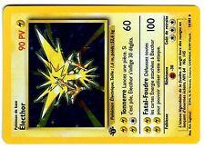POKEMON BASE HOLO 1ed N°  16/102 ELECTHOR