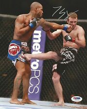Bobby King Green Signed UFC 156 8x10 Photo PSA/DNA COA StrikeForce Picture Auto