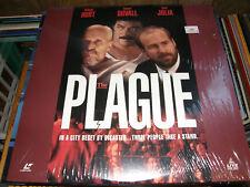 The Plague Laserdisc William Hurt