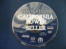 2006 2007 CHRYSLER JEEP COMMANDER LIMITED RB1 REC NAVIGATION CD DVD 033AF UPDATE