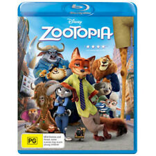 Zootopia NEW Blu-Ray