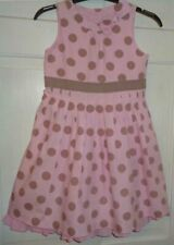 Next Girls Pretty Polka Dot Party Dress - 3-4 Years