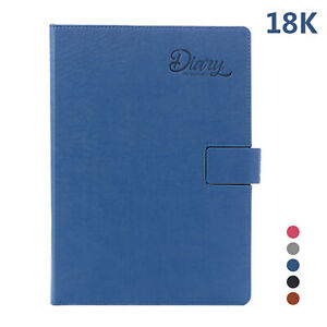 18K Self-Filling Plan Daily Planer Business Office Notebook Record Book T6Z8