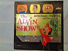 1961 The Alvin Show Chipmunks LP Vinyl Record Album Liberty LRP3209