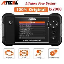 ANCEL FX2000 OBDII Diagnostic Tool Scanner Engine Transmission ABS SRS Airbag
