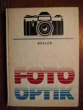 FOTOTECHNIK - Foto Optik - Kameras + Zubehör - Warenkunde DDR (1980)