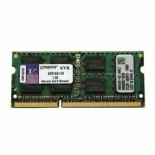 Modulo S/o DDR3 8GB Pc1600 Kingston Retail (por