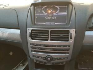 FORD FALCON FG 2 XR TOUCH COLOR SCREEN ICC STEREO HEAD UNIT XR6 XR8 2011-2014
