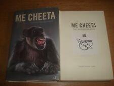 Me Cheeta: The Autobiography Cheeta,( JAMES LEVER ) SIGNED COPY,H/B.F/E 2008