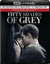 Fifty Shades Of Grey [New 4K UHD Blu-ray] With Blu-Ray, UV/HD Digital Copy, 4K