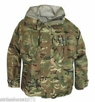 NEW British Forces MTP Multicam Goretex Waterproof Jacket - Size 160/104