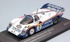 Porsche 956 K #2 Accident 1000 Km Nurburgring 1983 S. Bellof / D. Bell 1:43 CMR