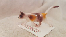 Hagen Renaker Cat Prowling Figurine Miniature Collect New Free Shipping 04011