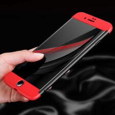 Housse Integrale 360° Matte Etui Coque Protection Case Pour iPhone 6 7 Plus