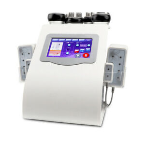LLLT 6IN 1 Lipo Laser Fat Burning Body Slimming Machine 40K w/ Best Effects 220V