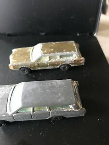 VINTAGE YATMING? FORD #1015 STATIONWAGON DIECAST