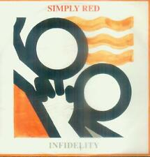 """7"""" SIMPLY RED/Infidelity (D)"""